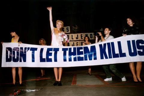 DON´T LET THEM KILL US