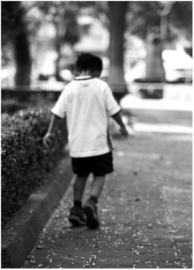 niño-espaldas